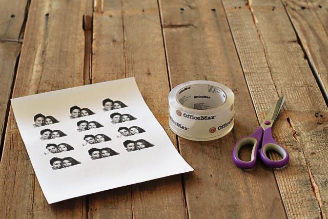 Transferir imágenes con cinta adhesiva 2