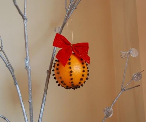 Adornos naturales de navidad 2