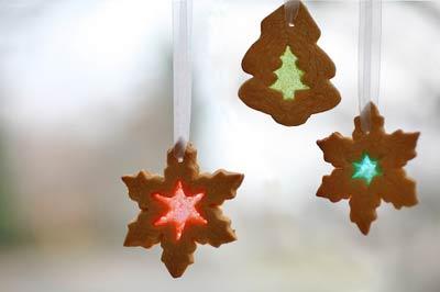 Adornos naturales de navidad 5