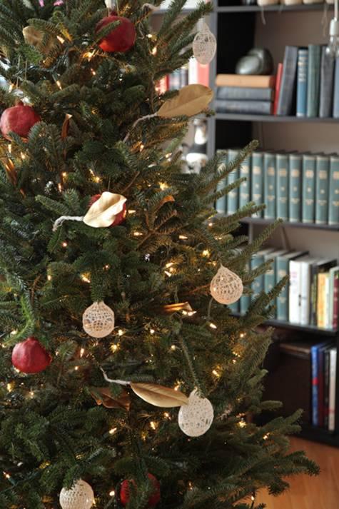 Adornos naturales de navidad 6