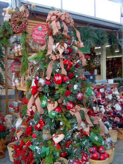 Ideas árbol de navidad 10