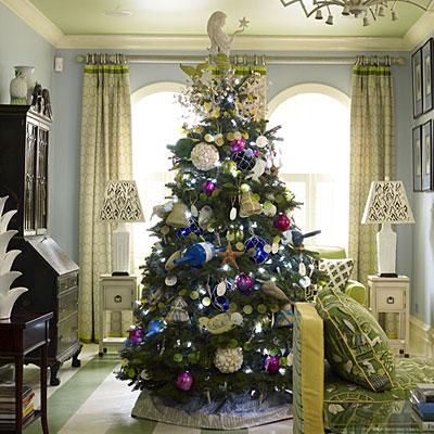 Ideas árbol de navidad 14