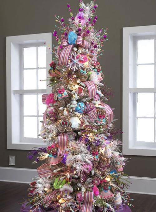 Ideas árbol de navidad 17