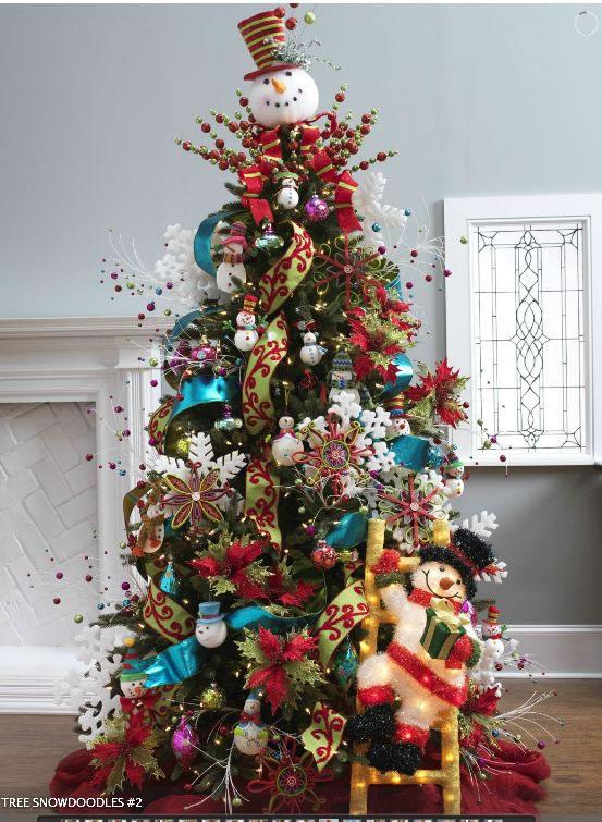 Ideas árbol de navidad 18