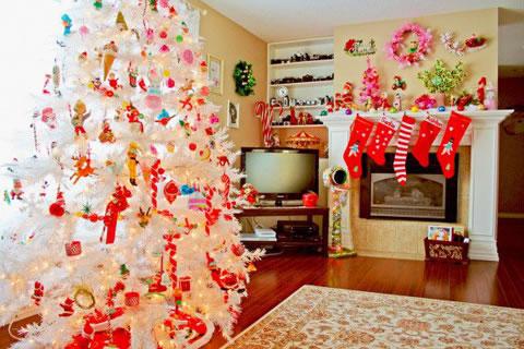 Ideas árbol de navidad 23