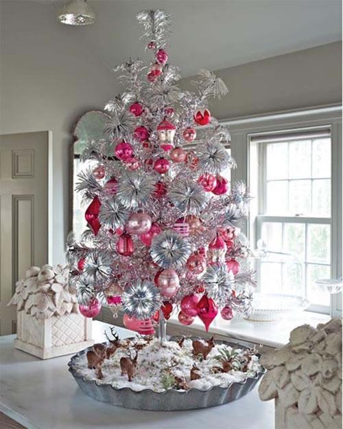 Ideas árbol de navidad 24