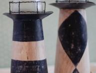 imagen Cómo hacer candelabros-faro