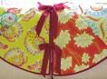 imagen Cómo hacer una falda para el árbol de navidad