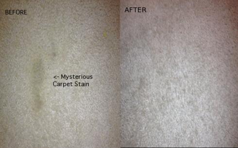 Manchas en alfombra 3