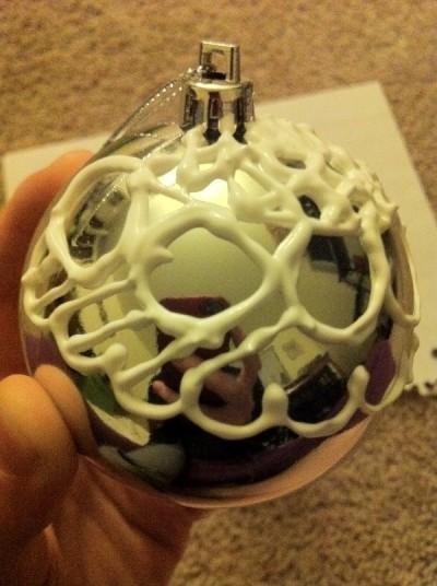 Esferas navideñas 1