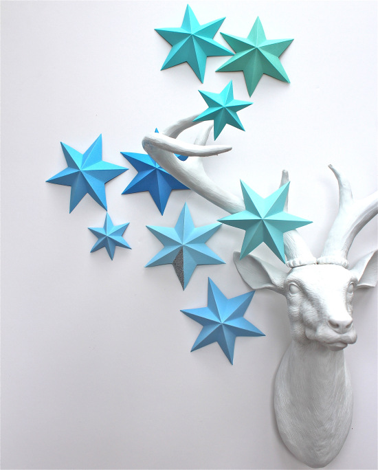 Estrellas de navidad 1
