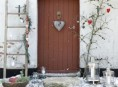 imagen Ideas para decorar la entrada a tu hogar en navidad
