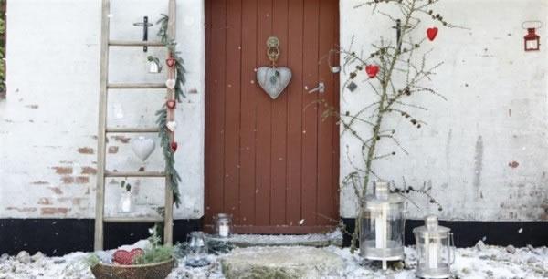 Decora tu entrada para navidad 1