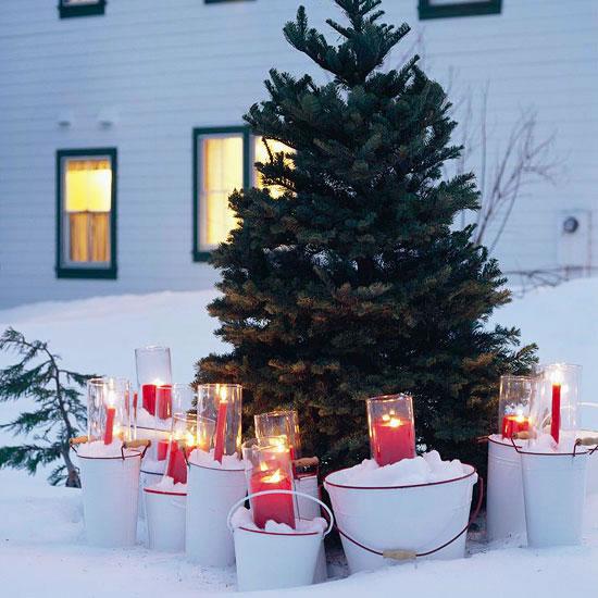 Decora tu entrada para navidad 4