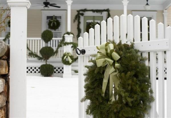 Decora tu entrada para navidad 5