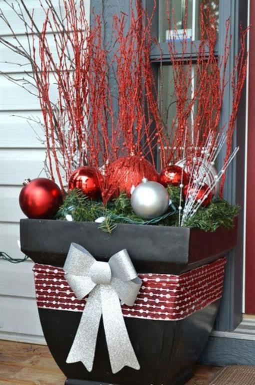 Decora tu entrada para navidad 7