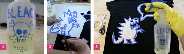 Camiseta con diseño personalizado 1