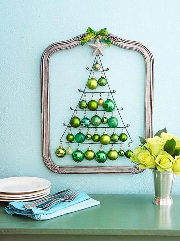 decorar con esferas de navidad 10