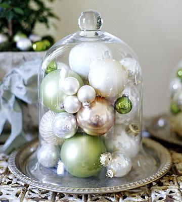 decorar con esferas de navidad 11
