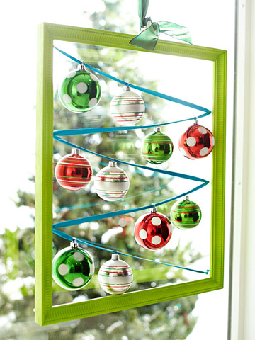 decorar con esferas de navidad 12