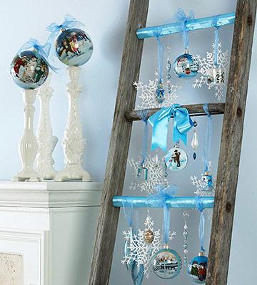 decorar con esferas de navidad 14