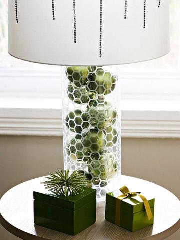 decorar con esferas de navidad 15