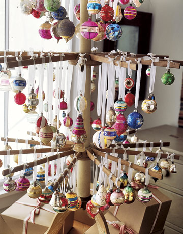 decorar con esferas de navidad 17