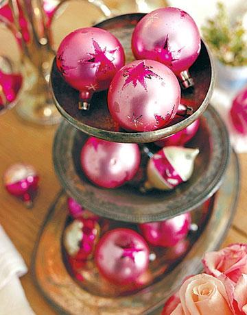decorar con esferas de navidad 18