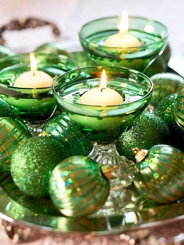 decorar con esferas de navidad 19
