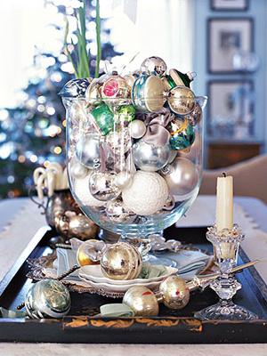 decorar con esferas de navidad 6