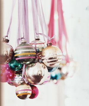 decorar con esferas de navidad 7