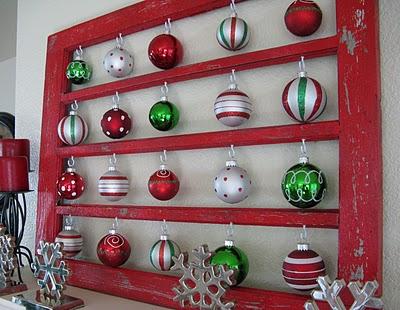 decorar con esferas de navidad 9