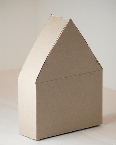Casas con cajas de cereales 19