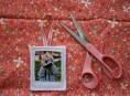 imagen Hacer ornamentos navideños con fotografías