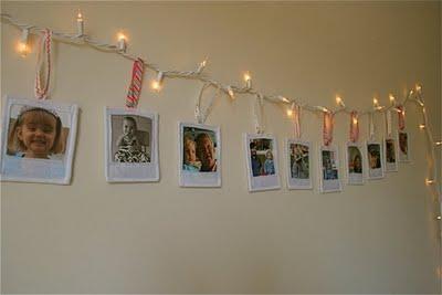 Adornos navideños con fotografías 10