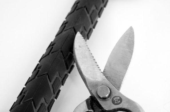 Cinturón con neumático de bicicleta 5