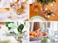 imagen Ideas a todo color para la mesa navideña