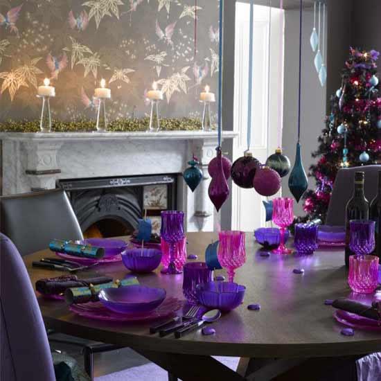 Mesa navideña 13