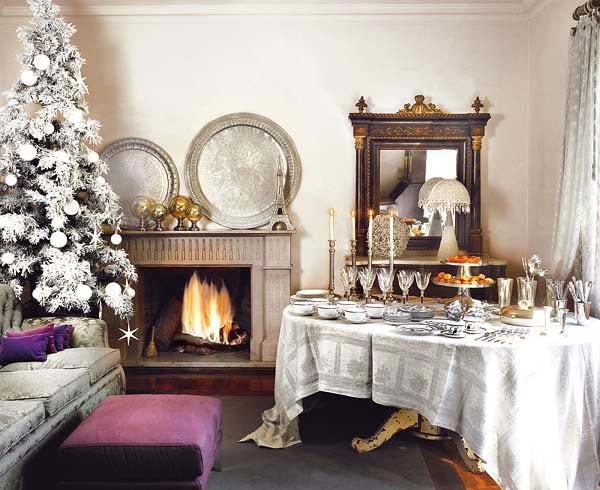Mesa navideña 4