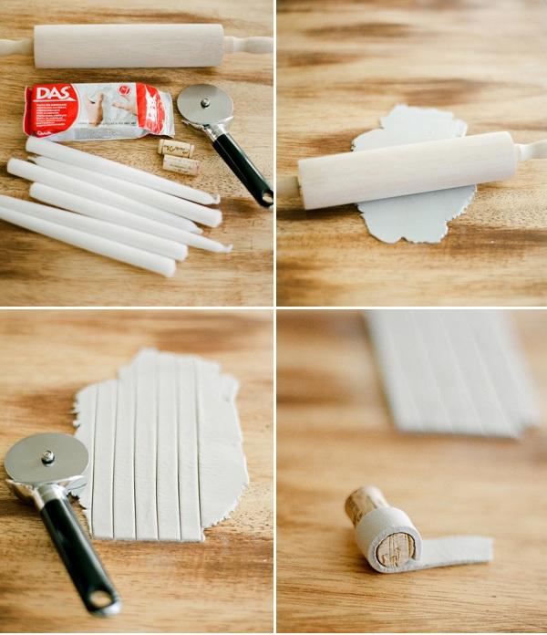 Una forma r pida y f cil de hacer candelabros gu a de - Productos de madera para manualidades ...
