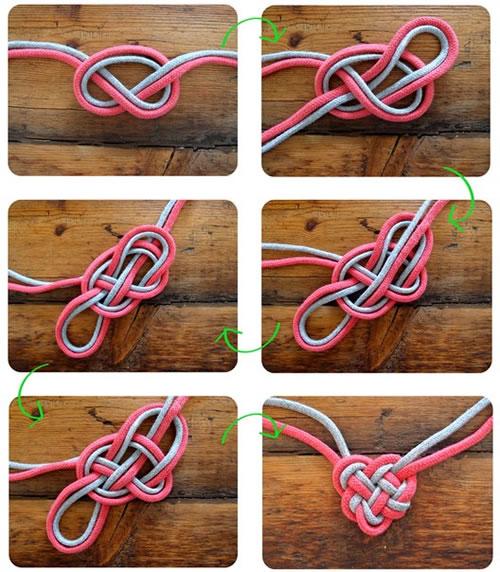 Accesorio con cordones