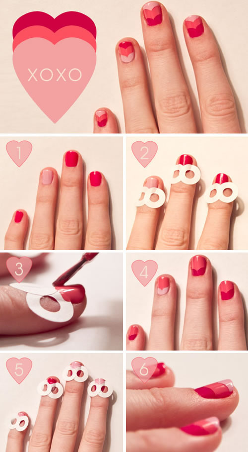 Idea para pintarte las uñas