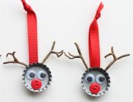 imagen Adornos navideños sencillos