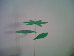 Rosas de goma eva6