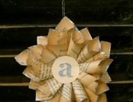 imagen Estrellas con hojas de libros