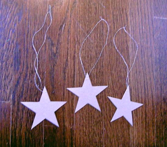 Estrellas con papel 4