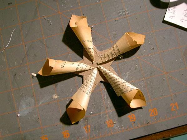 Estrellas con papel 5