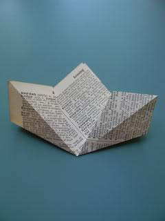Flores de papel reciclado 10