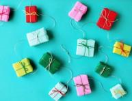 imagen Guirnalda de regalos para el árbol