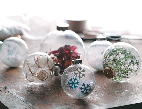 Adornos navideños personalizados 1